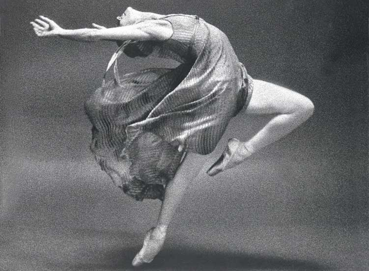 Natalia Makarova in Other Dances photo by Max Waldman